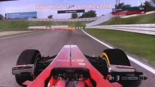 Codemasters F1 2013 First Official Gameplay - HD Exclusive