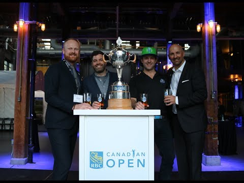 2018 RBC Canadian Open Preview Party