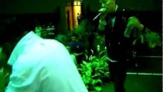 White noise & D-anel - Porque Te Vas @ Entre Nosotras TV Show Y Party En Cabo Rojo