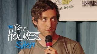 Thomas Middleditch Loves Going To Nude Spas