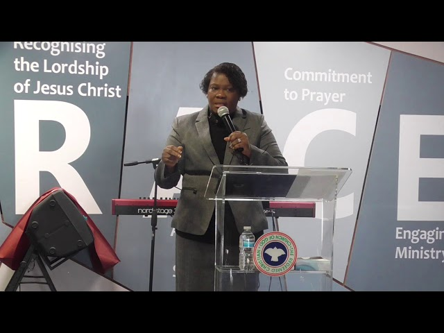 Sunday Service - 01/03/2020: Foundational Principles of Excellence