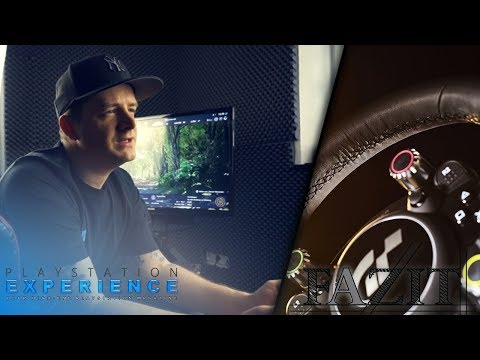 ThrustmasterT-GT Gran Turismo Sport PS4 Wheel Review Fazit Test / Playstation Experience