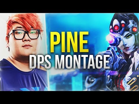 PINE CRAZY DPS Montage Widowmaker / McCree Carry - Overwatch Montage