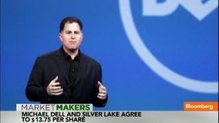 Michael Dell Sweetens Deal to Woo Dell Shareholders