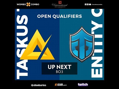 TaskUs Titans vs Entity Gaming vod