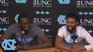 Theo Pinson Ribs Joel Berry For Getting Engaged