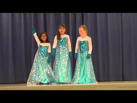 Let It Go - DB Talent Show 2014