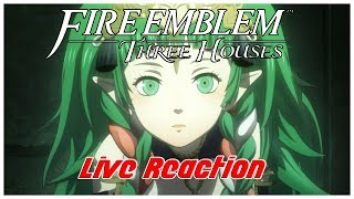 Fire Emblem Three Houses Release Date LIVE REACTION!