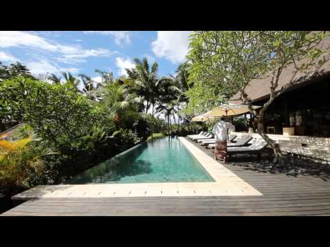 VILLA KANTI / A Private Luxury Villa in Ubud, Bali  (official video)