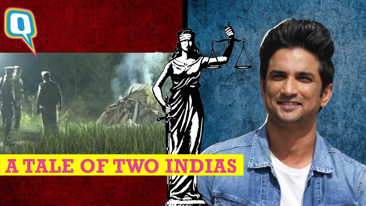 Hathras Victim vs Sushant Singh Rajput: A Tale of Two Indias | The Quint