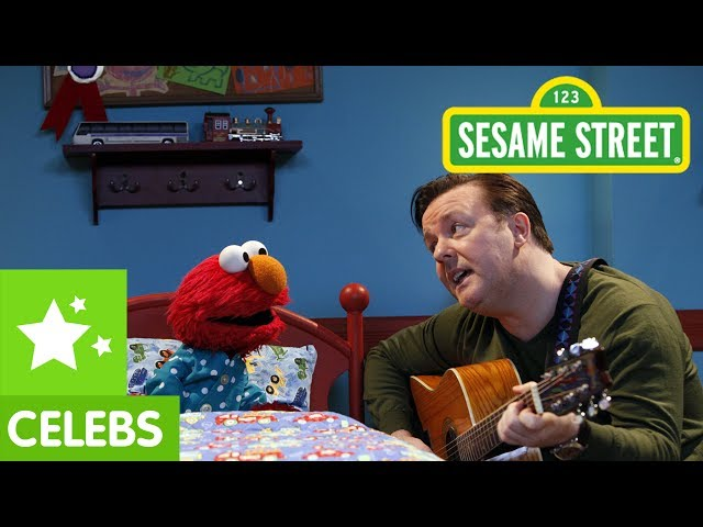 Sesame Street: Celebrity Lullabies With Ricky Gervais