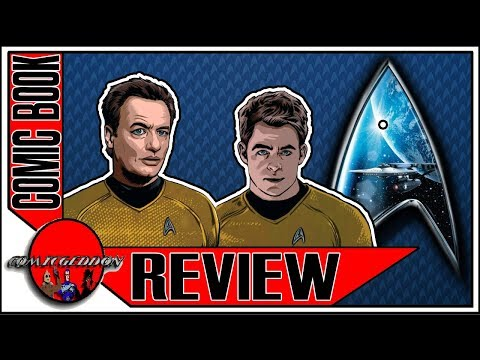 IDW Star Trek The Q Gambit #1 of 6 | Comic Book Review | 2014
