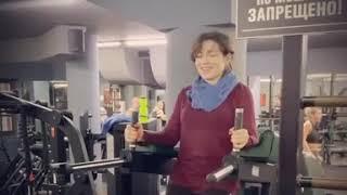 Алена Хмельницкая решила похудеть к Новому году