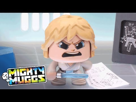 Mighty Muggs - 'Build a Bench' Official Stop Motion Short