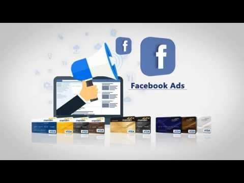 mandiri debit   bayar iklan facebook