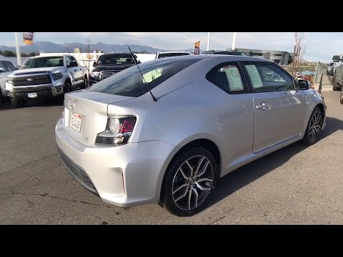 2014 Scion Tc Northern California Redding Sacramento Red Bluff Chico Ca E3071967c