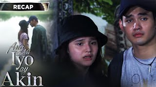 Jake and Hope almost kissed  | Ang Sa Iyo Ay Akin Recap