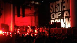 System of a Down - Prision Song / B.Y.O.B. - Holmdel, New Jersey 08/05/2012