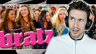 "Grown Man Tries Watching ""Bratz: The Movie\"" (why do I do this to myself?)"