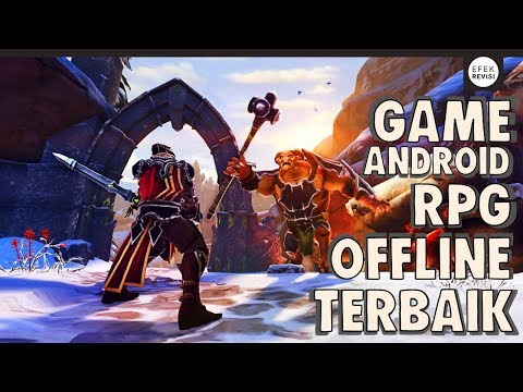 5 GAME ANDROID RPG OFFLINE TERBAIK 2017