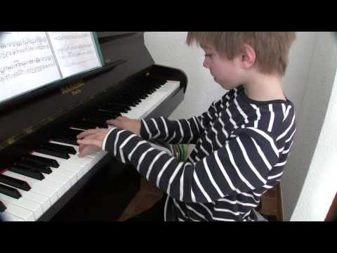 Frohlicher Landmann, Robert Schumann, by Pierugo