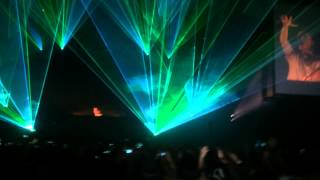 AVICII Truetour 01-03-2014 Live Intro, Final Wake Me Up Bromance TELE2 Arena - Stockholm