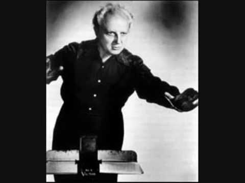 Bach 'Come, Sweet Death' ('Komm, süsser Tod') - Stokowski conducts