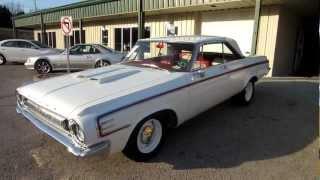 ***SOLD*** 1964 Dodge Polara 500, 426 Max Wedge stage three Passing Lane Motors, Classic Cars