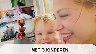 VAKANTIEVLOG 🎉| VLOG#27 | Newborn Fit Mama