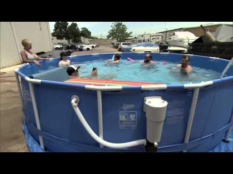Fast N' Loud Director's Cut Pool Scene