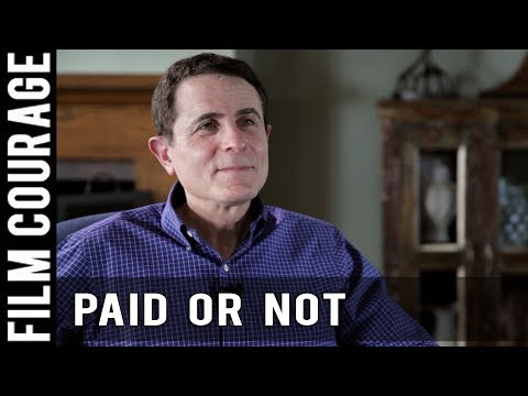 Whether Paid Or Not A Writer Writes by Gary Goldstein