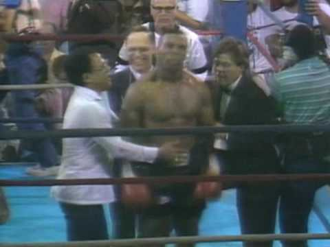 Tyson vs Frazier – 1st Round Knockout