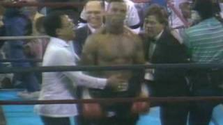 Tyson vs Frazier - 1st Round Knockout