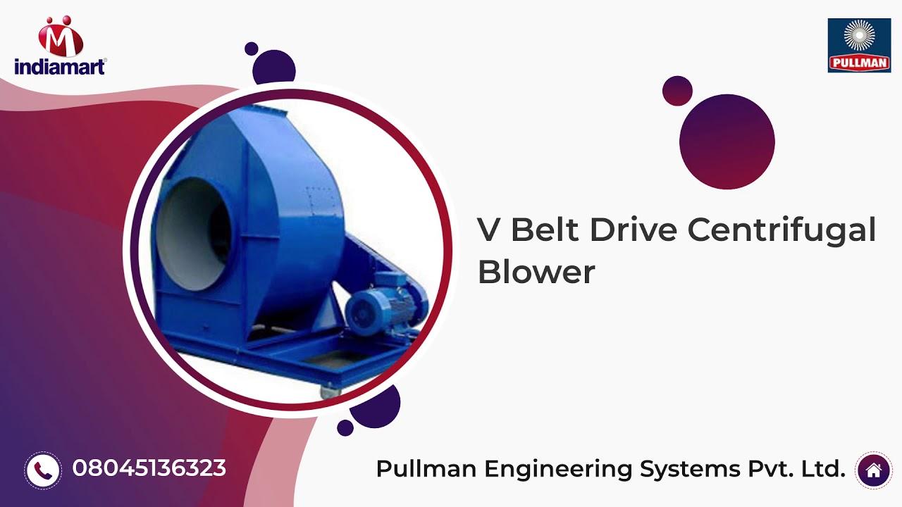 Pullman V Belt Axial Flow Fan Pullman Engineering Systems Pvt Ltd Id 10925174362