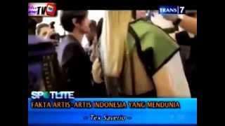 Fakta Artis~Artis Indonesia Yang Mendunia - SPOTLITE