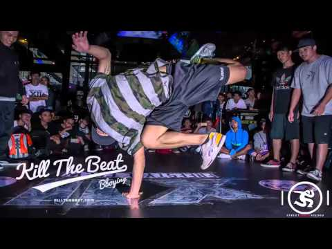 Khalid Ryo - Kill'em #4 (30min Best Bboy Mix)  // Bboy Mixtape 2015