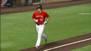 Texas Tech Baseball vs. New Mexico: Highlights (W, 6-4) | 2019