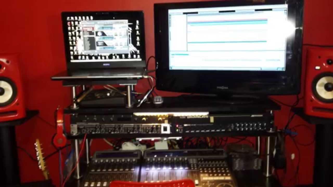 DIY Studio Monitor Speaker Stands  YouTube