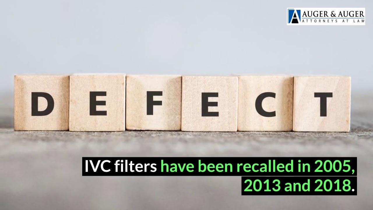 IVC Filters | Auger & Auger
