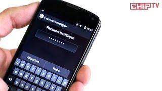 Handydaten sicher löschen - iOS, Android, Windows Phone deutsch | CHIP