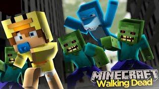 Minecraft WALKING DEAD - BABY DUCK IS A ZOMBIE!!??
