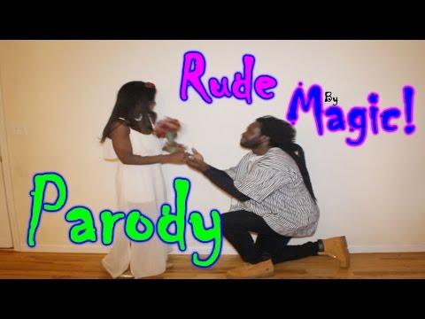 MAGIC! - Rude PARODY (African Version)