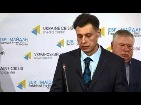 Coalition agreement in the railway transport. Ukraine Crisis Media Center, 25th of November 2014