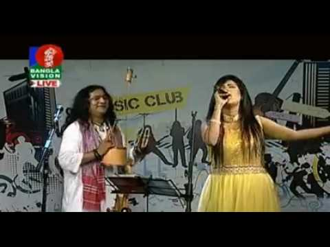 Shona Bondhu Vuilona Amare   Bangla Folk Song   By Bindu Kona