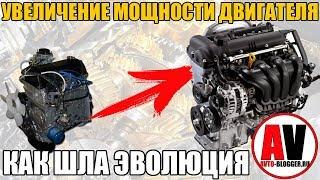 видео Турбированный мотор ВАЗ с объемом 1,4 литра