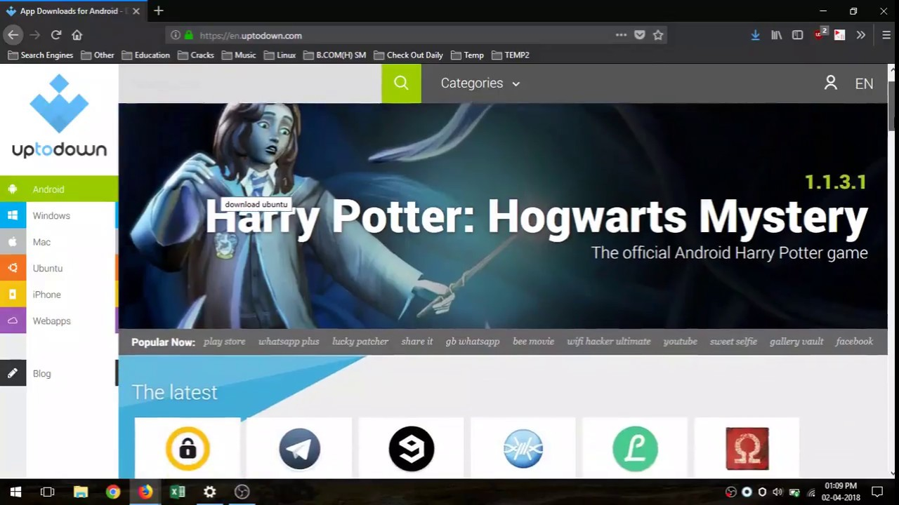 Search And Download Apps/Games For Zorin OS/Windows/MAC/Linux/Android For  Free And Find New Web Apps