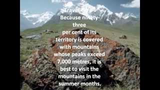 How to travel in Tajikistan Travel Video