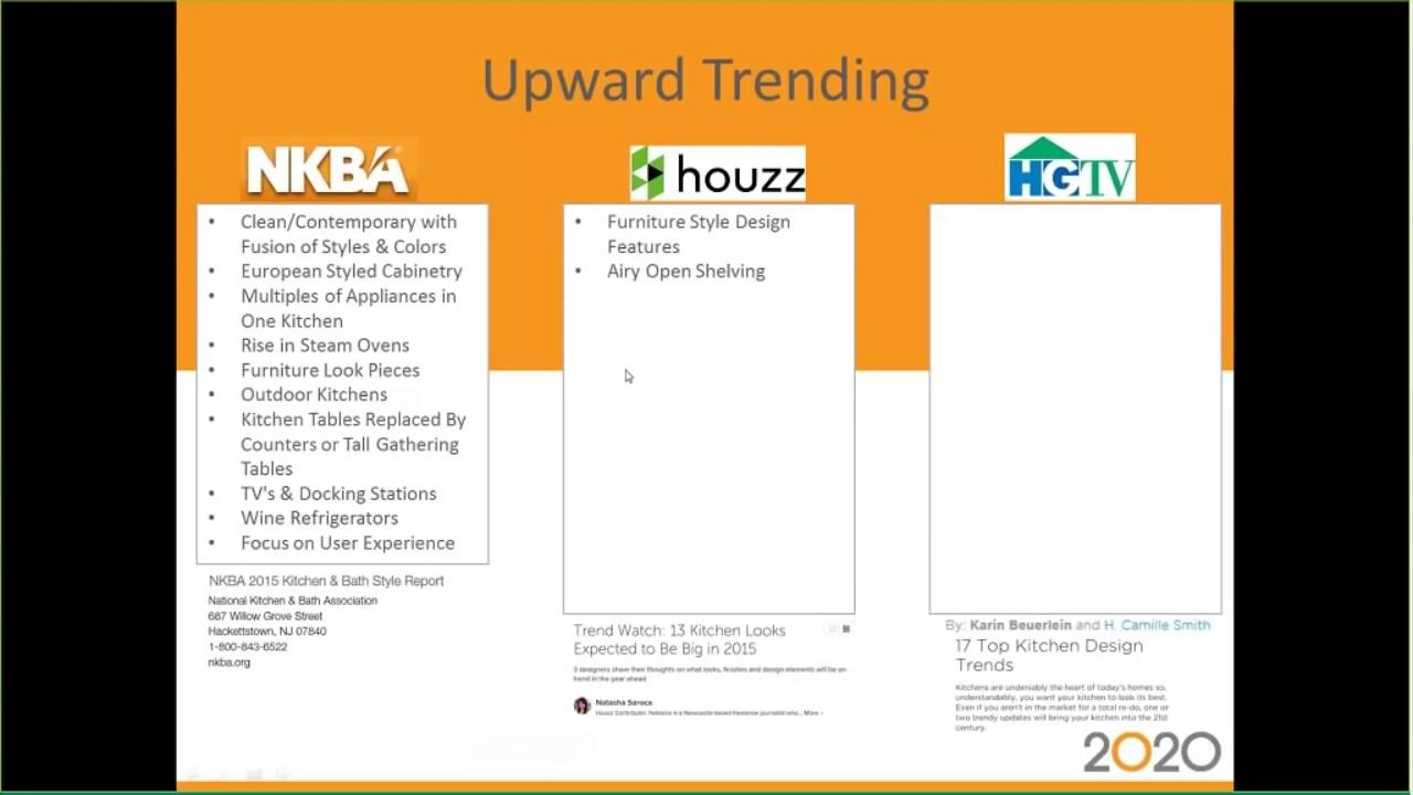 Design Webinar  Kitchen And Bath Trends YouTube -  national kitchen and bath association