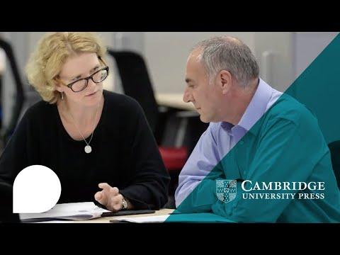 Cambridge University Press Promo