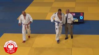 13th Senior Balkan Open Cyprus 2016 Fighting Men 94 kg Szewczak Jacek walka 2